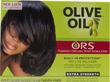 Organic Root Stimulator No Lye Hair Relaxer  (Extra Strength)