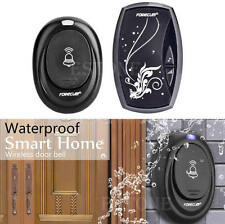 Waterproof Intelligent Wireless Remote Control  Doorbell 36 Songs 100M Range