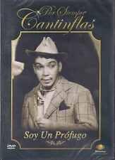 SEALED - Soy Un Profugo DVD NEW Mario Moreno Cantinflas SHIPS NOW