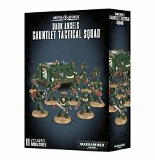 Warhammer 40k Dark Angels Gauntlet Tactical Squad NIB