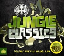 NEW Ministry Of Sound: Jungle Classics [slipcase] CD (CD) Free P&H