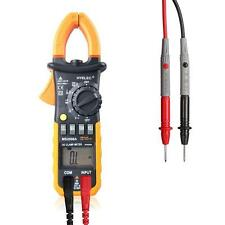 Digital Clamp Meter Multimeter Tester AMP Volt Ohm Test 2000 Count