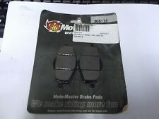Yamaha XT XT600 Rear Moto-Master Brake Pads Sintered Metal 1988 89 90 91 92 93 4