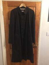 Aquascutum blue trench coat size 42""