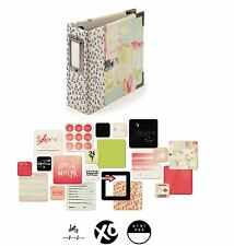 We R memory Keepers 4x4 Ring Album Kit LOVE NOTES -100cards ~62511-7