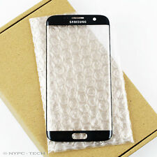 New Blue Touch Screen Front Outer Glass Lens For Samsung Galaxy S7 Edge G935 V A