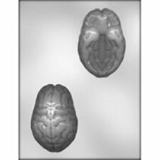 3D BRAIN CHOCOLATE Designer Candy MOLD Halloween Party