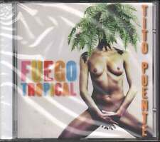 Puente Tito And His Orchestra CD Fuego Tropical Nuovo Sigillato 0743215012924