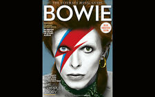 UNCUT Magazine,The Ultimate Music Guide David Bowie Deluxe Remastered Edition