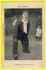 cpa COMMERCY (Meuse) Guerre 1914 1918 POILU'S PARK Soldat Travesti CLOWN GUGUSSE