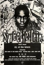 30/3/91 Pgn07 Advert: Sweetie Irie The Debut Album d.j Of The Future 10x7