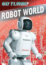 Robot World (EDGE - Go Turbo),ACCEPTABLE Book