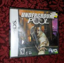 Nintend DS Underground Pool game new sealed…