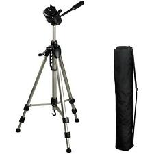 Hama Star 62 Universal DLSR Camera Aluminium Tripod with Pan Head & Carry Case