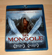 Blu Ray - Der Mongole - Xedition ( Blueray Dschingis Khan Bluray Film )