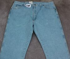 WRANGLER Jean Pants for Men - W42 X L30. TAG NO. 6W