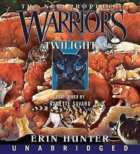 Hunter, Erin; Savard, Nanette  .. Twilight (Warriors: The New Prophecy, Book 5)
