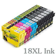 Replacement for Epson 18XL Cartridges T1811/12/13/14 Epson Expression Home XP