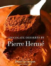 Chocolate Desserts by Pierre Herme by Greenspan, Dorie