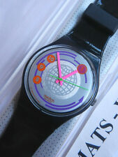 SWATCH+GENT+GB146 GLOBAL RIGHT+NEU/NEW