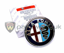Alfa Romeo Brera & 919 Spider  2008 Boot Badge Logo Emblem, 50501278 GENUINE