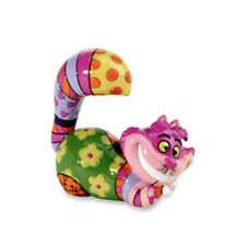 Disney by Britto Alice In Wonderland Cheshire Cat Mini Figurine Statue New Rare