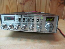 Cobra 29 LTD Mobile Vehicle CB Radio w/ 2 Microphones