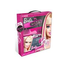 Barbie BBHL11 Barbie Glam Hair Extensions Set With Case and Accessories - New