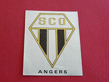 ECUSSON BADGE WAPPEN SCO ANGERS RECUPERATION PANINI FOOTBALL 80 1979-1980