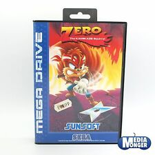 Sega Mega Drive ® Genesis ® Zero the Kamikaze Squirrel ™