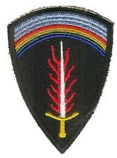 US ARMY WWII SHAEF UNIT PATCH (REPRODUCTION)