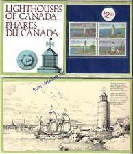 1984 CANADA LIGHTHOUSES Canada Thematic Collection #28 MNH   SEALED