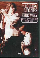 The Rolling Stones: Fade Away- U.S. TV Appearances 64-69, Concert DVD
