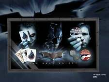 Batman The Dark Knight Rises Prop Set Harvey Dent Batarang Two-Face Coins Joker