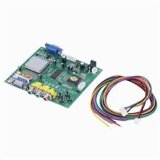 RGB CGA EGA YUV to VGA HD Video Converter Board Moudle HD9800 GBS8200 GY