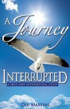 A Journey Interrupted by Olu Martins (2007, Paperback)