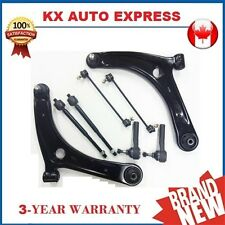 2x Front Lower Control Arm Tie Rod Sway Bar Link Kit for Dodge Caliber 2009 2010