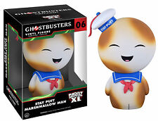 "FUNKO DORBZ XL GHOSTBUSTERS STAY PUFT MARSHMALLOW MAN 6"" SUPER SIZE VINLY FIGURE"