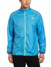 New Balance Minimus NBX Running Windbreaker Reflective Jacket Men Extra Large XL