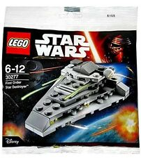 LEGO, Star Wars, First Order Star Destroyer (30277) Bagged  673419251181