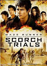 MAZE RUNNER (THE SCORCH TRIALS) NEW| DVD FORMAT |  2015