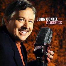 Classics John Conlee Rose Colored Glasses Back Side of 30 Busted Before my Time