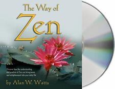 The Way of Zen Watts, Alan W. Books-Good Condition