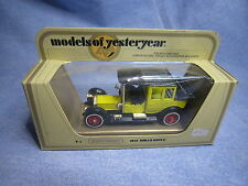 ZA280 MATCHBOX MODELS OF YESTERDAY ROLLS ROYCE Y7 1912 1/48