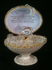 Mother's day personalised hand made poem gift ideal pressie for Mum by Cellini