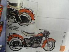 "SHOVELHEAD ""NEW"" 1966-69 TRUE DUAL PIPE KIT #735E"
