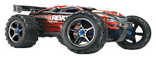 Traxxas E-Revo 1/16  Black & Red
