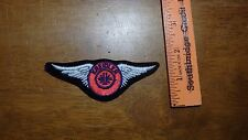 KREIDLER WINGS  MOTORCYCLES MOTORCYCLE ROCKER PATCH BIKER CLUB  PATCH  BX B #2