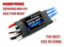 Seaking-80A-HV 5-12S Brushless ESC W/Water cooling for Boat V2