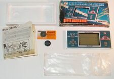 NINTENDO GAME & WATCH - SUPER MARIO BROS - Crystal Screen 1986 - BOXED -